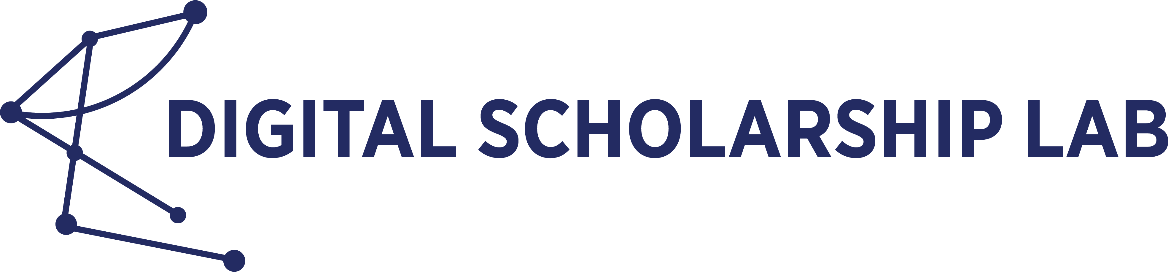 Digital Scholarship Lab Wordmark